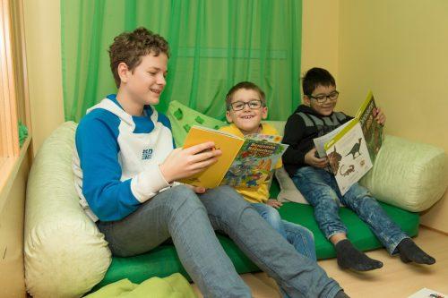 Beim letztjährigen Boys´ Day schnupperten Burschen in den Beruf des Kindergartenpädagogen. Boys' Day