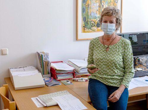 Bregenzer Servicestelle für Betreuung und Pflege mit Ursula Marte.fst