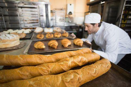 Das Handwerk des Brotbackens wurde bereits im alten Ägypten erfunden.Shutterstock