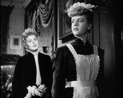 """""""Das Haus der Lady Alquist"""" war ihre erste Filmrolle."""