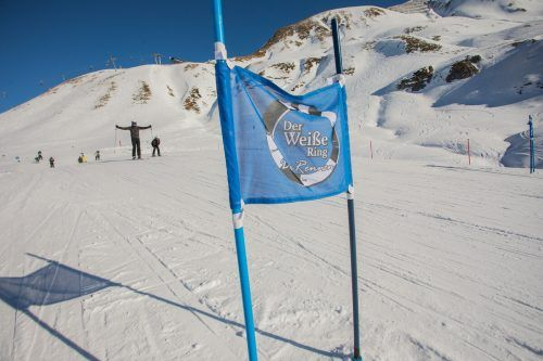 """Das Kultrennen """"Der Weiße Ring"""" findet diesen Winter am 16. Jänner statt.steurer"""