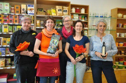 Das Team des Weltladens Dornbirn bedankt sich bei allen Kunden und Unterstützern der letzten 40 Jahre.lcf (2)
