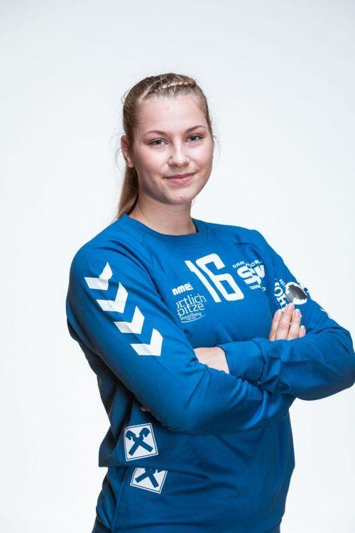 Denise Fuchs gehört zu den Spielerinnen, die ins Nationalteam berufen wurden.SSV
