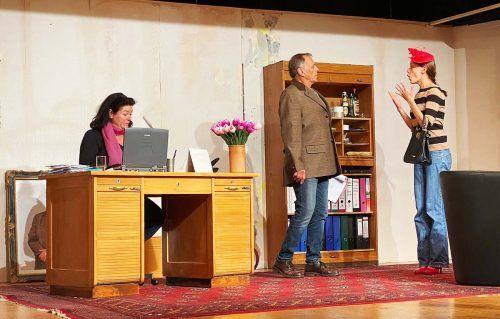 """Der Bregenzer Theaterstadl lädt ins Austriahaus zur Aufführung des Stücks """"Auf Amtswegen"""". Premiere ist am 6. November.fst"""