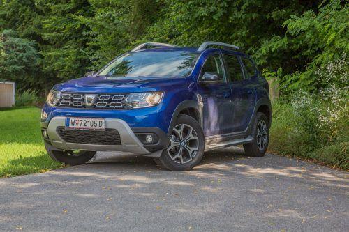 Der Dacia Duster ist kein großspuriger Blender: Gerade als genügsamer Dieseltyp ist der Kompakt-SUV ein rundum praktischer und zuverlässiger Wegbegleiter.VN/steurer