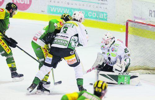 Der EC Bregenzerwald und der EHC Lustenau eröffnen heute in Dornbirn die Derbysaison in der Alps Hockey League.Hartinger
