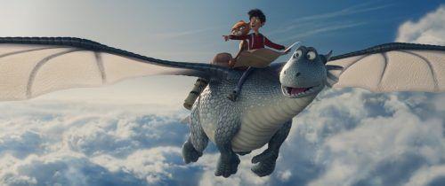 """Der Film """"Drachenreiter"""" ist kindgerecht, amüsant und sehr humorvoll.Praesens Film"""