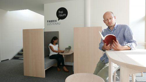 Der Freiraum in Lustenau soll Platz für kleine Unternehmen bieten. FA/Gilhaus