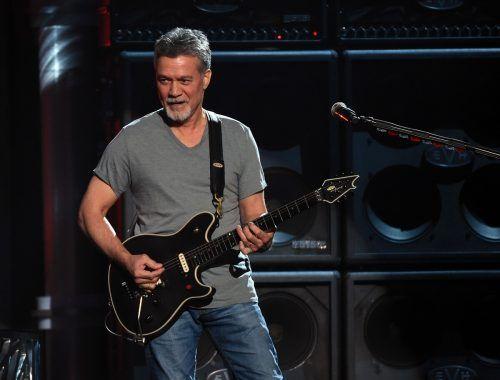 Der Musiker wurde nur 65 Jahre alt. Er habe den Kampf gegen den Krebs verloren, gab sein Sohn bekannt. AFP