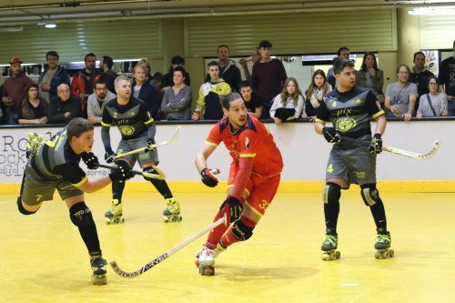 Der RHC Dornbirn überraschte die Gastgeber in Genf und gewann mit 3:2 Toren das Spiel gegen den Titelaspiranten.RHC