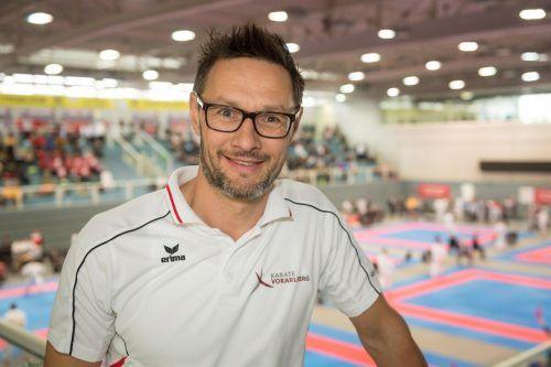 Der scheidende Karate-Austria-Präsident Gerhard Grafoner konzentriert sich künftig auf seine Agenden im Landesverband. VN/DS
