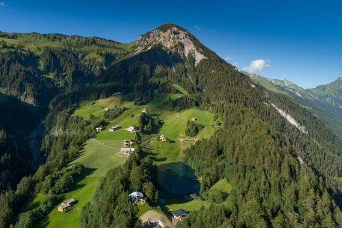 Das Naherholungsgebiet rund um den Seewaldsee erfreut sich immer größerer Beliebtheit.Thurnher