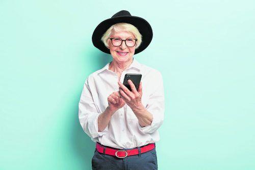 Der zweiteilige Smartphone-Kurs für Einsteiger findet am 13. und 14. Oktober 2020 bei Russmedia statt.shutterstock