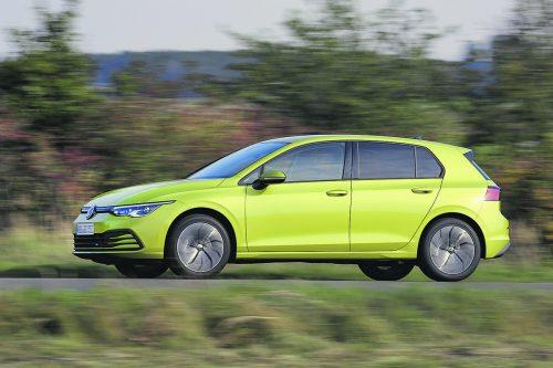 Die Erdgasversion des neuen VW Golf steht in den Startlöchern.werk