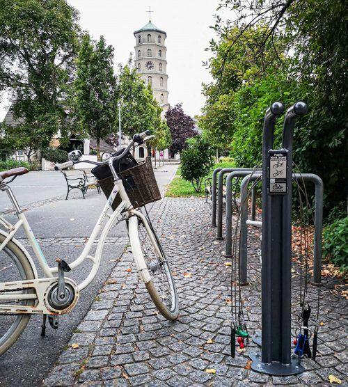 Mehr Stationen für Fahrräder Vorarlberger Nachrichten | VN.AT
