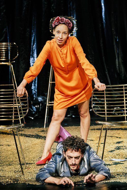 """Das Stück """"Geld. Parzival"""" hat das Landestheater vorerst nachmittags angesetzt. Noch ist unklar, unter welchen Voraussetzungen gespielt werden darf. LT/Köhler"""