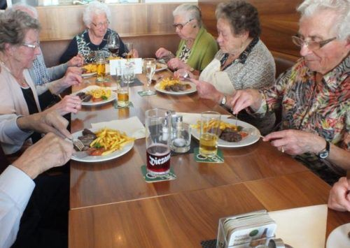 Die Tagesbetreuung und der Mittagstisch des Mobilen Hilfsdienstes Lustenau mussten geschlossen werden.mima