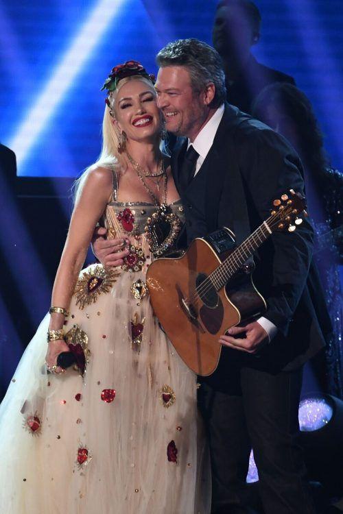 Die US-Musikstars Gwen Stefani und Blake Shelton wollen heiraten. AFP