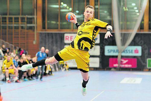 Die VN verlosen 5 x 2 Karten für jedes Heimspiel von Bregenz Handball. stiplovsek