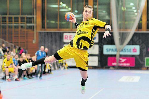 Die VN verlosen bei jedem Heimspiel von Handball Bregenz 5 x 2 Karten. nico schnabl