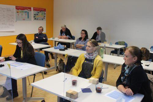 Die Volkshochschule Bludenz hielt kürzlich ihre Jahreshauptversammlung coronakonform ab.SES