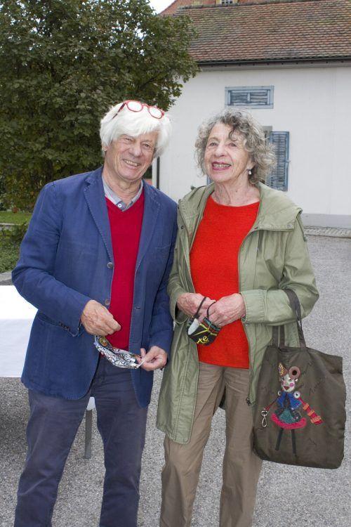 Doris und Konrad Wührer waren unter den Gästen.