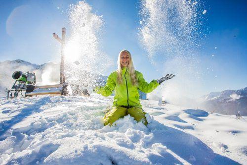 Hochspannung herrscht im Vorfeld der Skisaison in den Wintersportregionen des Landes. VN/STeurer