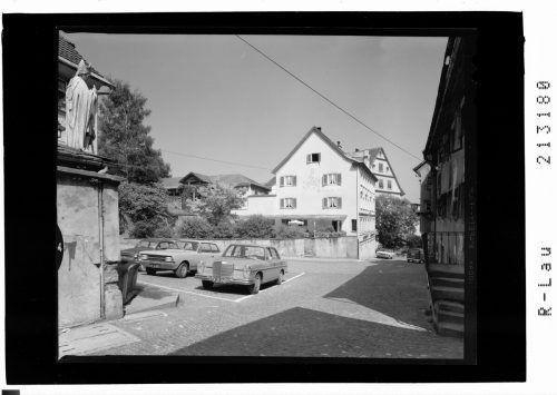 """Eine Aufnahme des Heidelberger Fasses aus dem Jahr 1968.Vlbg. Landesbibliothek"""""""