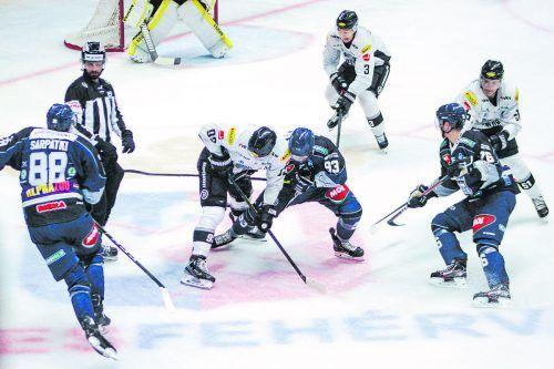Es war ein umkämpftes Duell zwischen Fehervar und Dornbirn, mit dem besseren Ausgang für die Bulldogs.Nikol Horvath