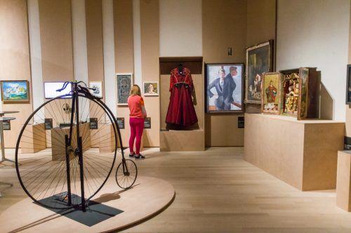 Das Vorarlberg Museum sollte am 26. Jänner wieder zugänglich sein. VN/PS