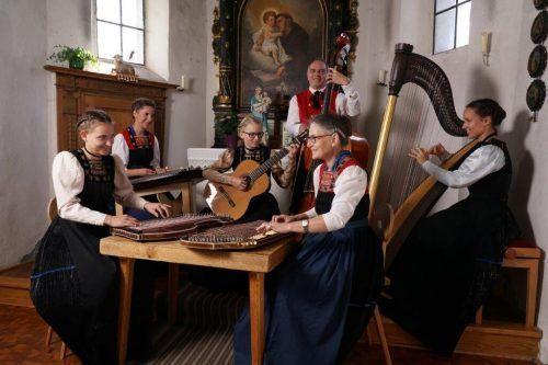 Eine Formation der Musikschule Bregenzerwald bereichert das Benefizkonzert.
