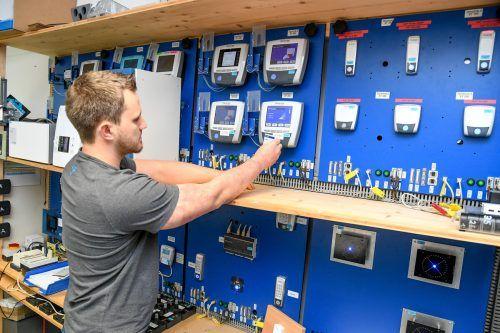 Gantner Electronic und der neue Hauptgesellschafter Salto beschäftigen 1200 Mitarbeiter (750 bei Salto, 450 bei Gantner). VN/Lerch