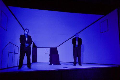 Gespielt wird auf der Bühne des TiK in der alten Stadthalle in Dornbirn.