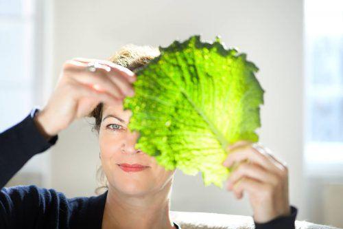 Hanni Rützler, Gründerin des Futurefoodstudios, ist eine der führenden Foodtrend-Forscherinnen Europas. FA/Wunderlich