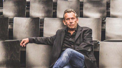 Hubert Dragaschnig leiht Charles Bukowski seine Stimme.visit bregenz
