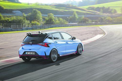 Hyundai legt vom i20 eine Performance-Version mit 204 PS Leistung auf.werk