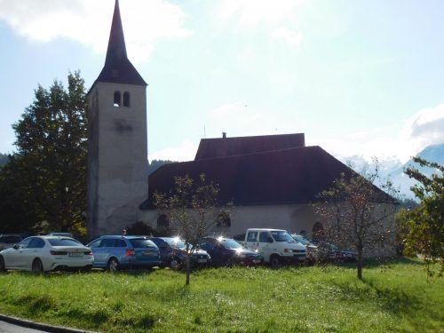 In der Gemeinde Göfis wird rund um die Sebastianskapelle geplant. Im Frühjahr soll es mit der Umgestaltung losgehen. Michael Mäser