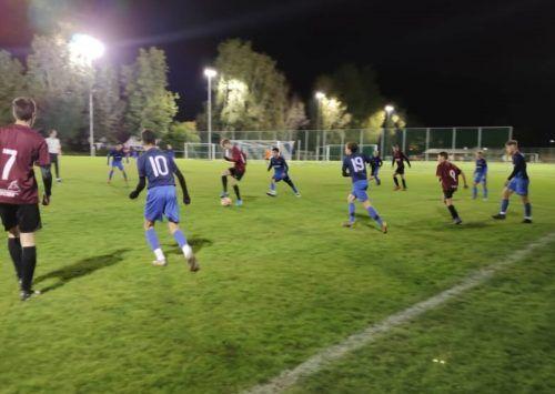 In einem spannenden Spiel schlug die U16 des SC Admira Dornbirn auf dem Platz im Rohrbach die Gäste aus Fußach.mima