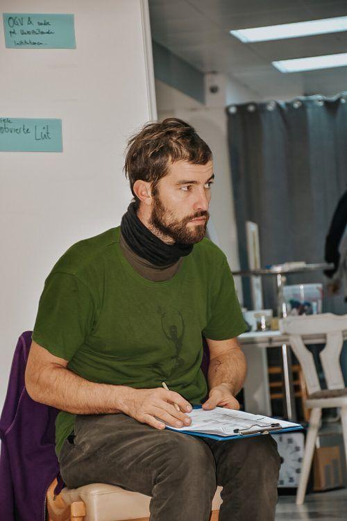 Initiator Stefan Schartlmüller hatte in den WirkRaum geladen.