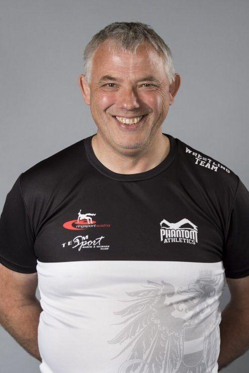 Martin Klien aus Mäder geht in seine dritte Periode als ÖRSV-Vizepräsident.Verband