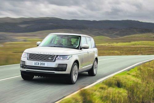 Mildhybrid-System: Range Rover trimmt das Flaggschiff auf Effizienz.werk