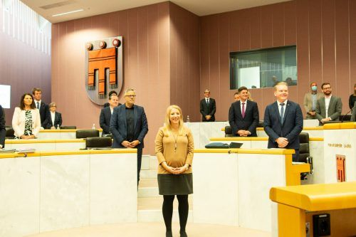 Nicole Hosp ist für die FPÖ zurück im Vorarlberger Landtag. Serra