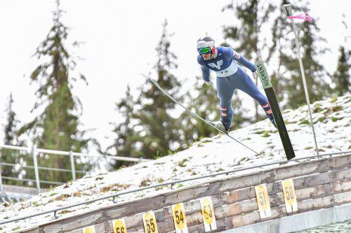 Niklas Bachlinger darf sich erneut im Weltcup beweisen.