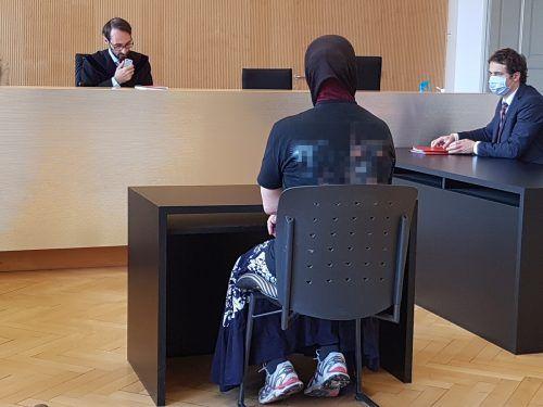 Noch einmal kam die Angeklagte mit bedingter Haft davon, bei der nächsten Verurteilung landet sie hinter Gittern. ECKERT
