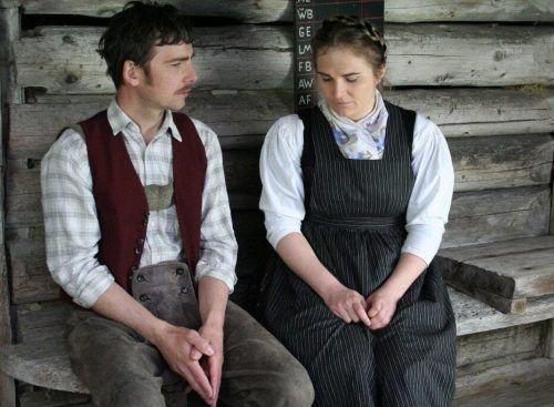 Nur sieben Jahre Eheglück des Paares Franz Michel (Stefan Pohl) und seiner Nanni (Doris Metzler). Bechter