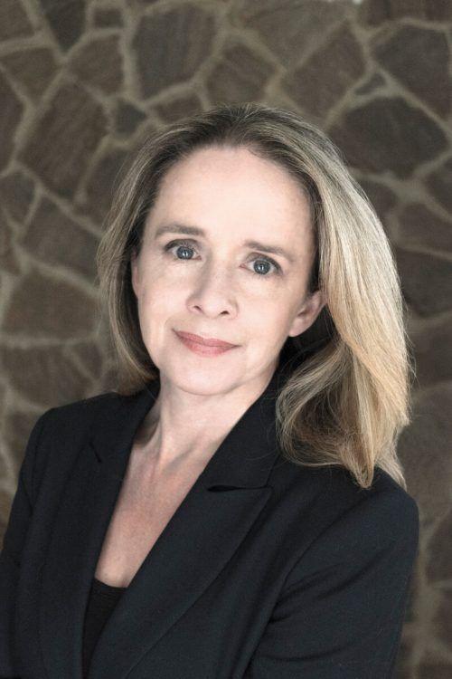 "Petra Ramsauer am 5. November im ""bahnhof"" in Andelsbuch. Jacqueline Godany"