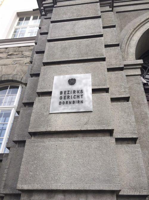 Rauferei in Bar beschäftigt derzeit das Bezirksgericht Dornbirn. VN/GS