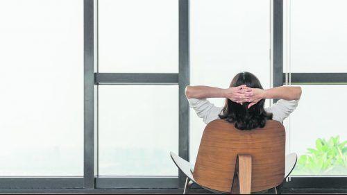 Rücklagen halten für kommende Sanierungen den Rücken frei.Shutterstock