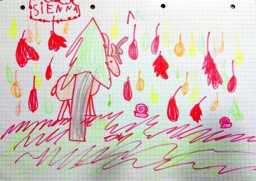 Sienna Lea Ruault (6) aus Hohenems.