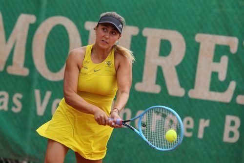 Tamira Paszek musste in Griechenland eine Niederlage einstecken. Hartinger